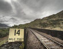 Mile Post